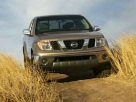 2017 Nissan Frontier S (A5) 4x2 King Cab