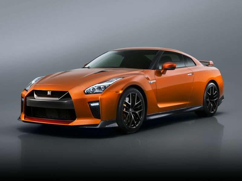 Research the 2017 Nissan GT-R