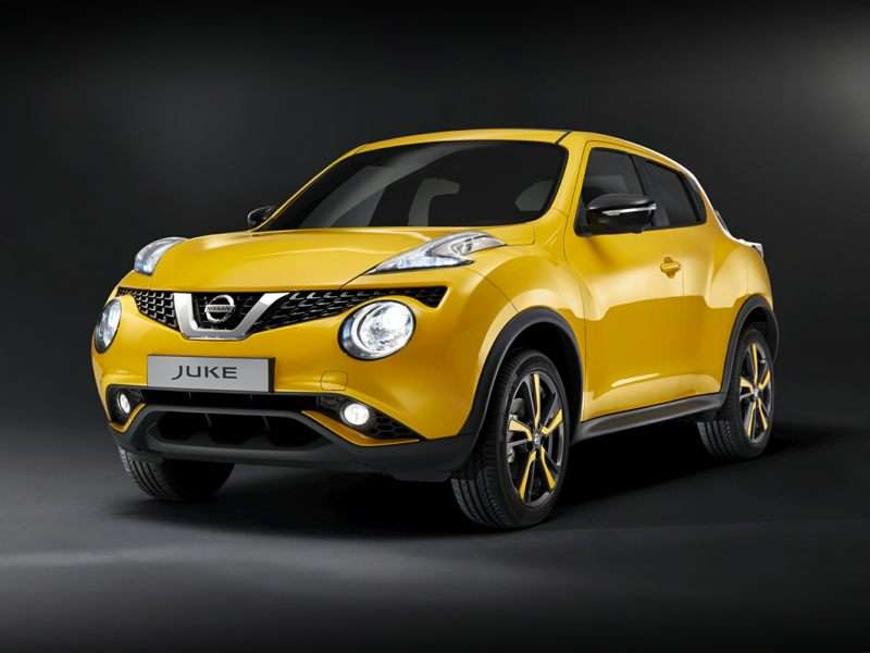 Research the 2017 Nissan Juke
