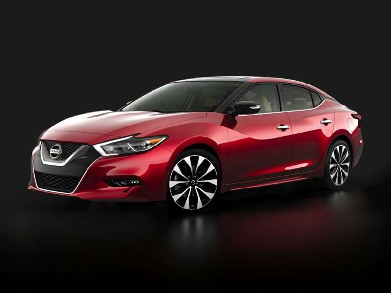 Research the 2017 Nissan Maxima