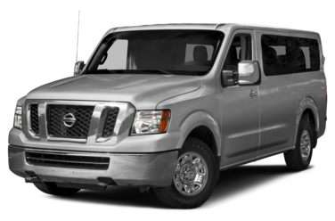 Research the 2017 Nissan NV Passenger NV3500 HD