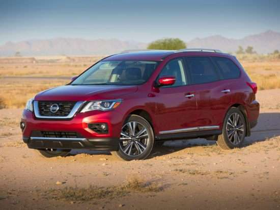 2017 nissan pathfinder models trims information and details. Black Bedroom Furniture Sets. Home Design Ideas