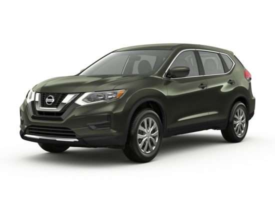 2017 Nissan Rogue Models, Trims, Information, and Details ...