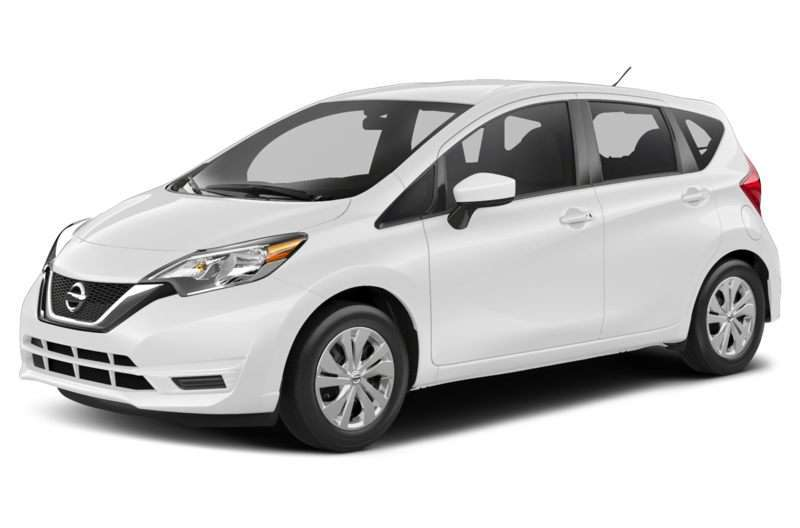 2017 Nissan Versa Note S Plus (CVT)
