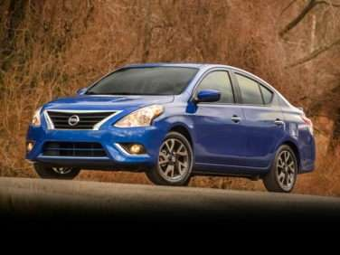Research the 2017 Nissan Versa