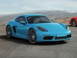 2017 Porsche 718 Cayman Base 2dr Rear-wheel Drive Coupe
