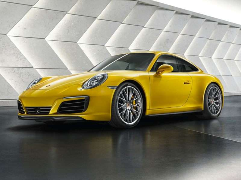 2017 Porsche 911 Turbo S (PDK) AWD Coupe
