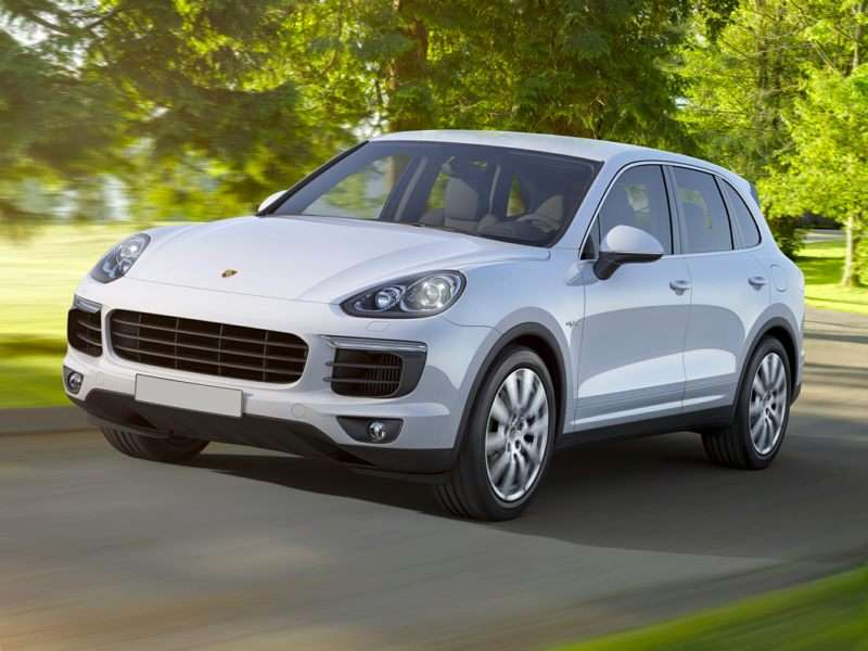 Research the 2017 Porsche Cayenne E-Hybrid