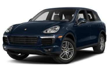 Research the 2017 Porsche Cayenne