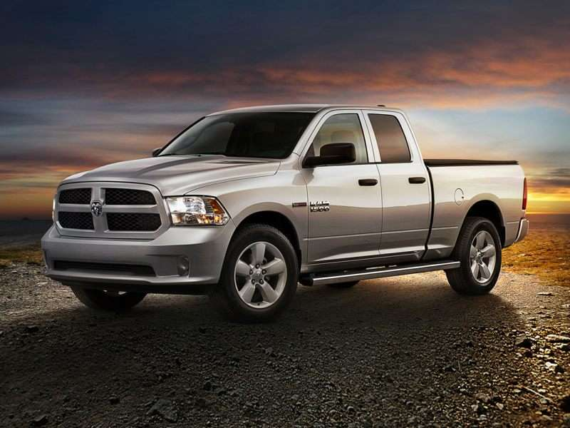 Research the 2017 RAM 1500