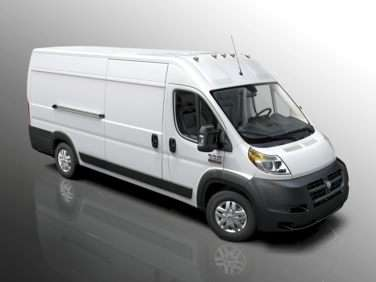 2017 Ram Promaster 3500 Window Van Models Trims Information And Details Autobytel