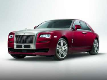 Research the 2017 Rolls-Royce Ghost