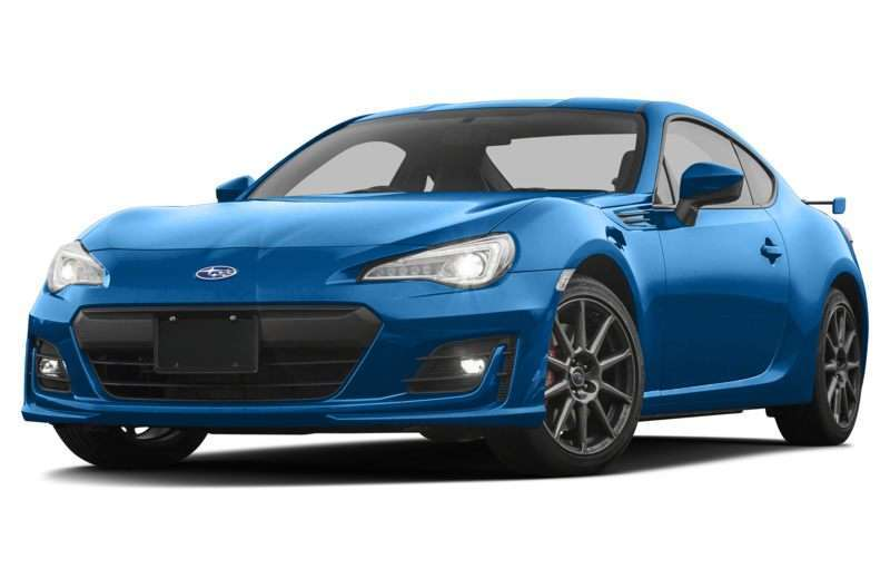 Research the 2017 Subaru BRZ