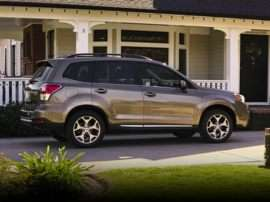 2017 Subaru Forester 2 5i 4dr All Wheel Drive