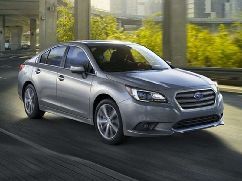 Research the 2017 Subaru Legacy