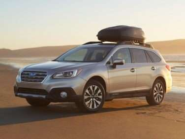 Research the 2017 Subaru Outback