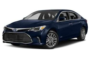 Research the 2017 Toyota Avalon Hybrid