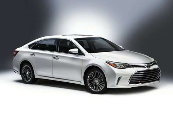 2017 Toyota Avalon Models, Trims, Information, and Details ...