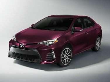 Toyota Corolla Mpg >> 2017 Toyota Corolla Gas Mileage Mpg And Fuel Economy