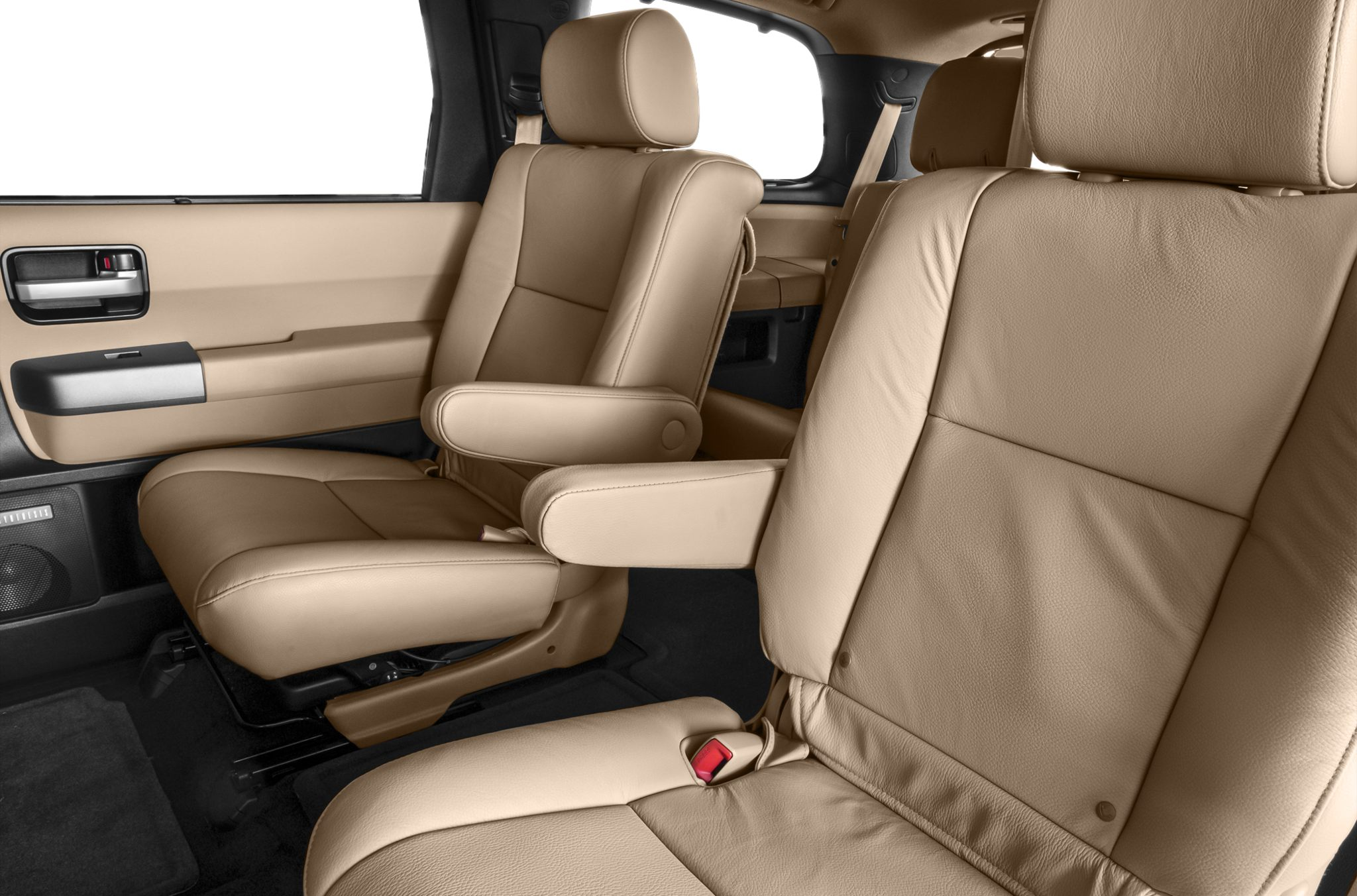 toyota sequoia captains chairs