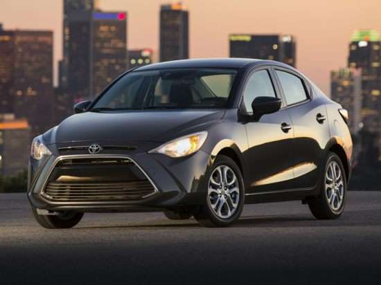 2017 Toyota Yaris iA Models, Trims, Information, and ...