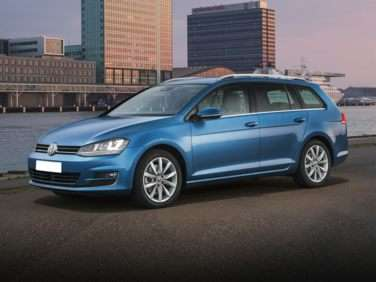 Research the 2017 Volkswagen Golf SportWagen