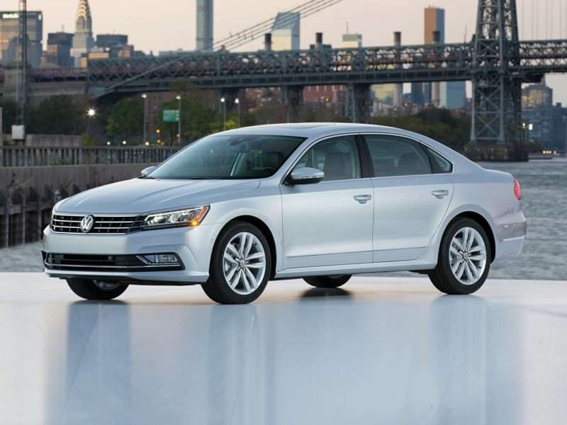 Research the 2017 Volkswagen Passat