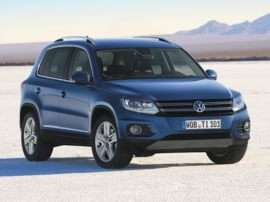 2017 Volkswagen Tiguan Limited 2.0T 4dr Front-wheel Drive