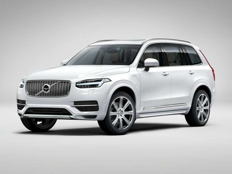 Research the 2017 Volvo XC90 Hybrid