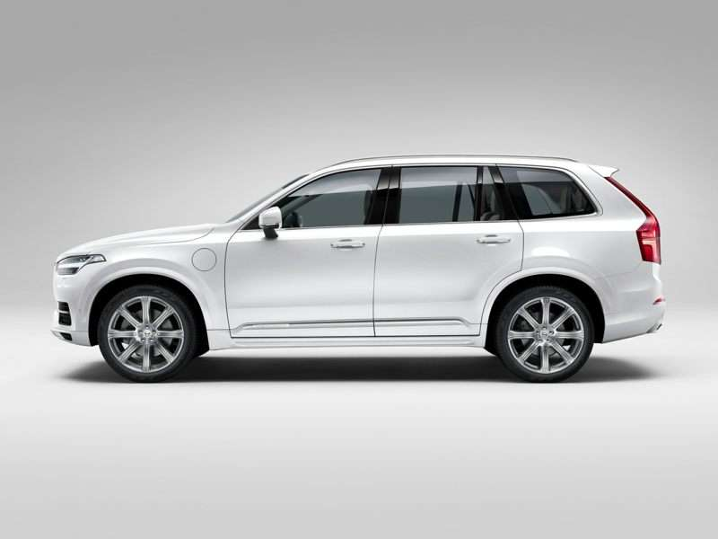 2017 Volvo XC90 Hybrid Excellence