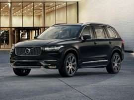 2017 Volvo XC90 T5 Momentum 4dr All-wheel Drive