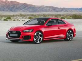 2018 Audi RS 5 2.9T 2dr All-wheel Drive quattro Coupe