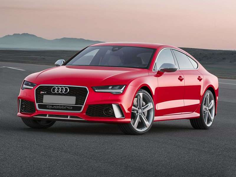 Research the 2018 Audi RS 7