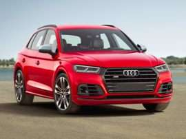 Build A 2018 Audi Sq5 Configure Tool Autobytel Com