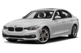 2018 BMW 328d Base 4dr Rear-wheel Drive Sedan