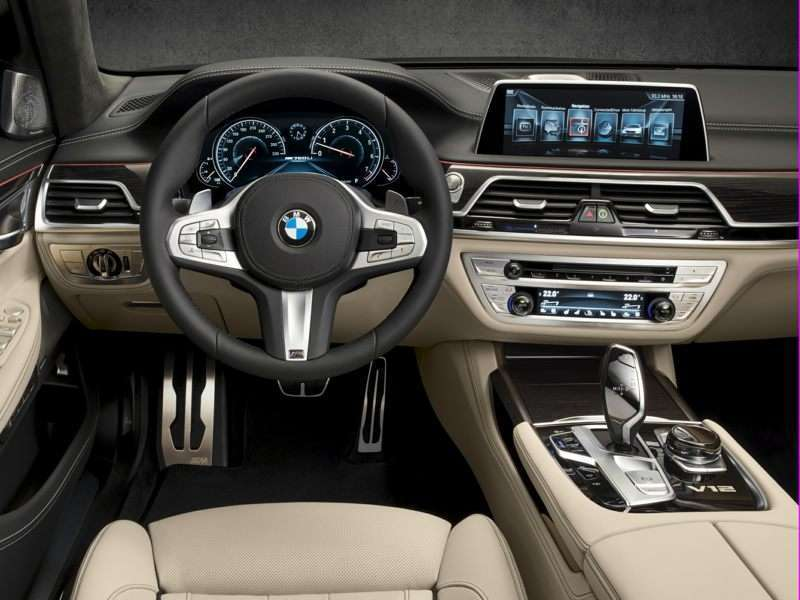 2018 Bmw M760 Pictures Including Interior And Exterior Images