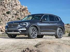 2018 BMW X3 xDrive30i 4dr All-wheel Drive Sports Activity Vehicle