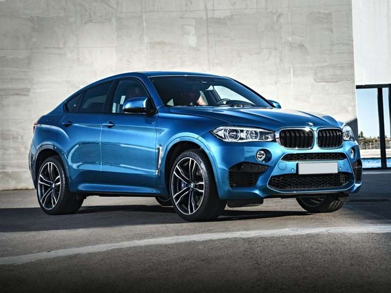 2018 Bmw X6 M Pictures Including Interior And Exterior Images Autobytel