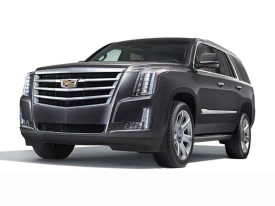 2018 Cadillac Escalade ESV Luxury 4x4