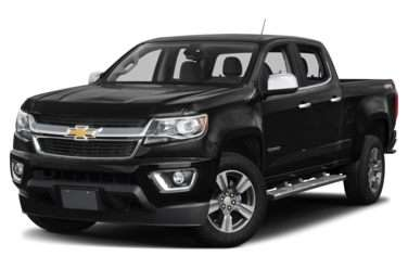 Research the 2018 Chevrolet Colorado