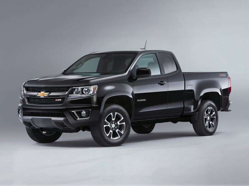 2018 Chevrolet Colorado LT 4x2 Extended Cab