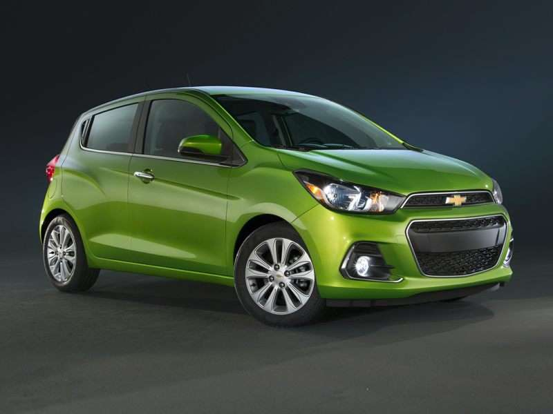 2018 Chevrolet Spark Pictures Including Interior And Exterior Images