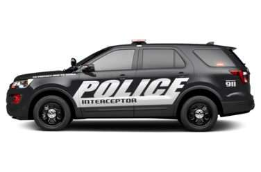 2018 Ford Police Interceptor Utility Models Trims Information And