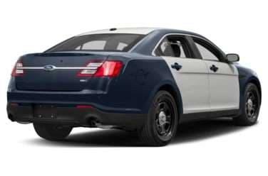 2018 Ford Sedan Police Interceptor Models Trims Information And