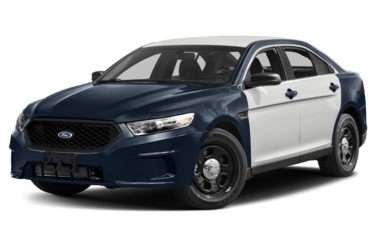 2018 Ford Sedan Police Interceptor