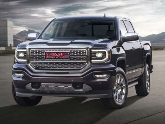 2018 GMC Sierra 1500 Base 4x2 Crew Cab 6' Box