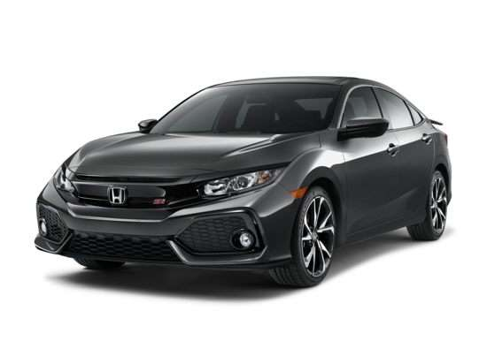 2018 Honda Civic Si HPT (M6) Sedan