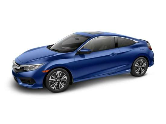 2018 Honda Civic EX-T (M6) Coupe
