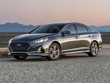 Hyundai Sonata Mpg >> 2018 Hyundai Sonata Gas Mileage Mpg And Fuel Economy