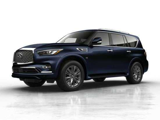 2018 infiniti qx80 models  trims  information  and details